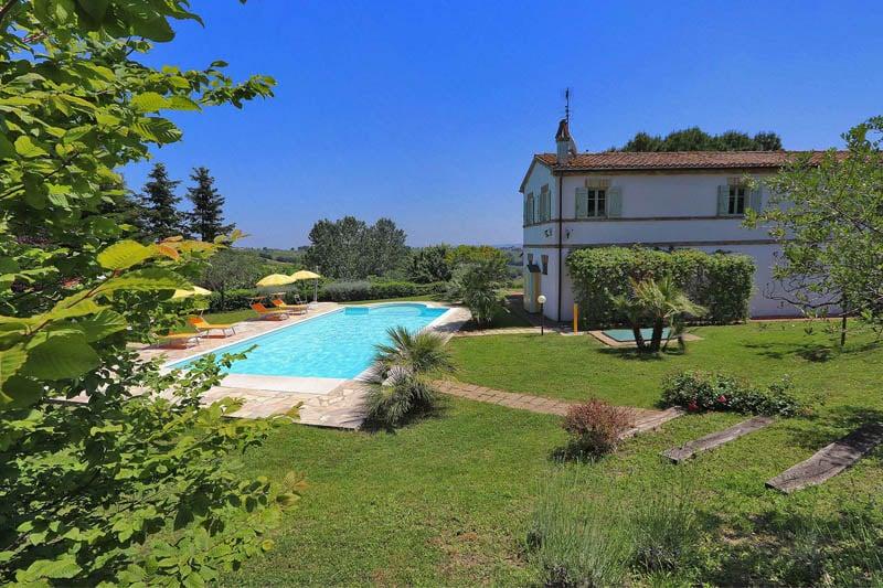 DHvillas-Villa La Capuccina - Corinaldo (AN)