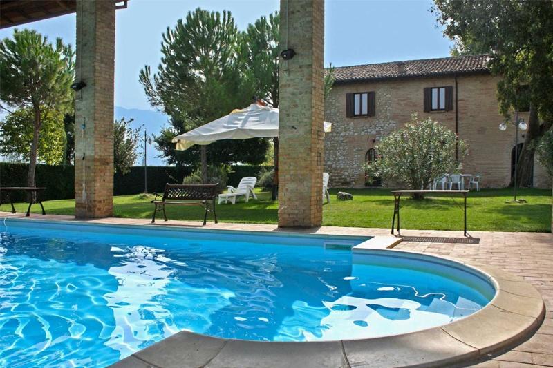 DHvillas-Villa Marica - Montefalco (PG)