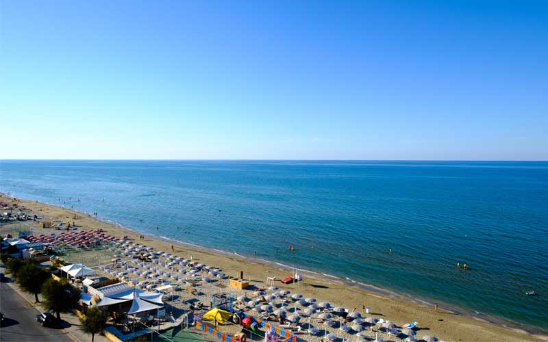best beaches in Le Marche