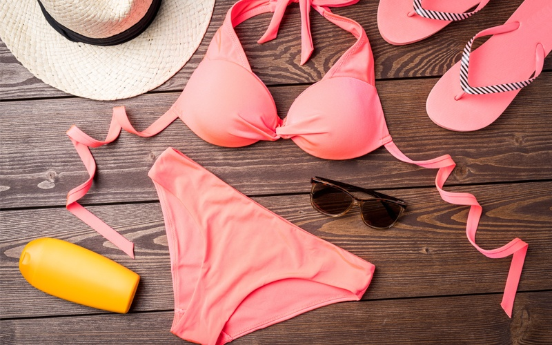 how to pack for summer holidays
