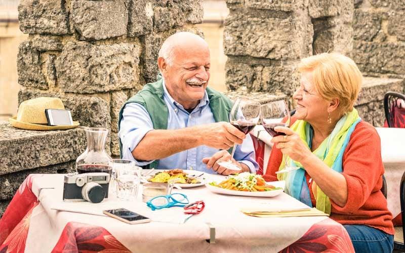 perfect destination for senior travellers