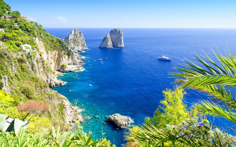 travel around italy for your honeymoon